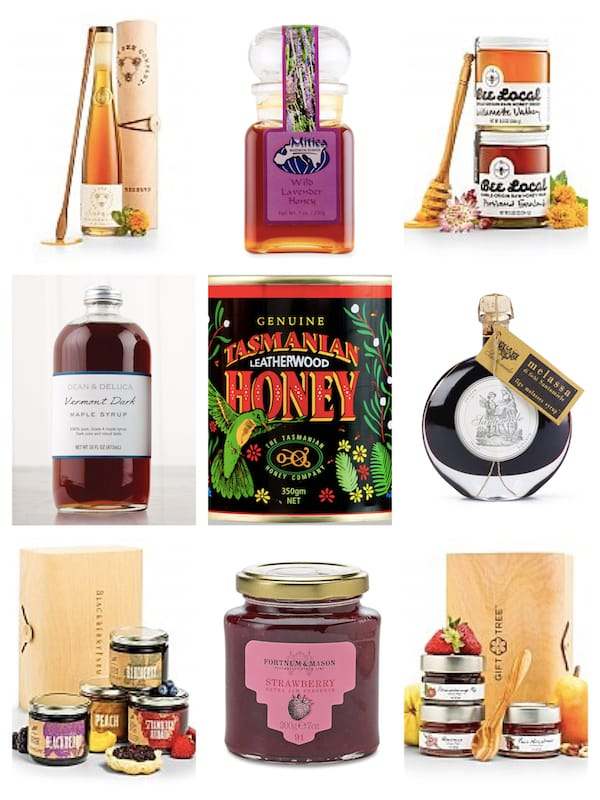 Honey & Jams & Syrups Housewarming Gifts, Housewarming Party Gifts with Special Meaning