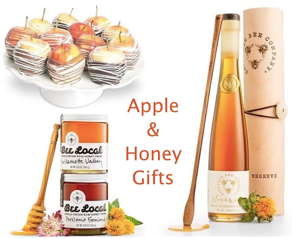Apples and Honey Gifts for the Jewish High Holidays