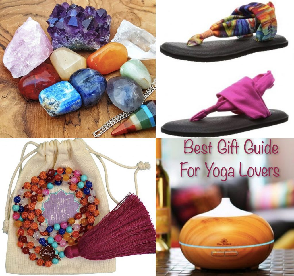 Best gift guide for yoga lovers_