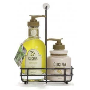 CUCINA Metal Rack Hand Care Duo