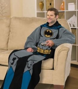DC Comics Comfy Batman Throw