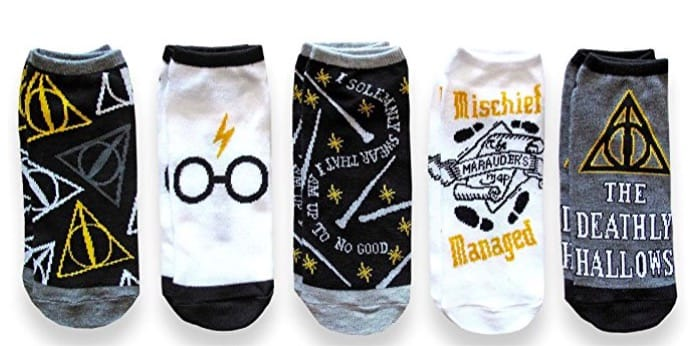 Harry Potter Themed Socks