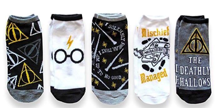 Harry Potter Themed Socks