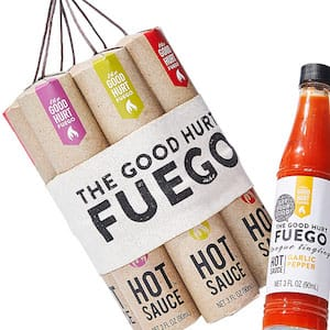 Hot Sauce Sample Set on Oprah's Favorite Things List