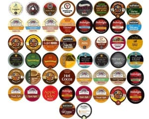 Keurig K Cup Brewers Samplers