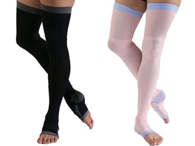 Yoga Thigh Compression Socks