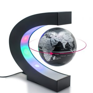 Magnetic Levitating Globe Light Up For Decoration