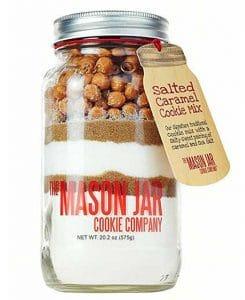 Mason Jar Cookie Mix