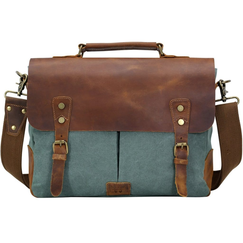 Messenger Satchel Bag For Men And Women