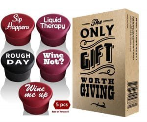 Reusable Wine and Beer Stoppers