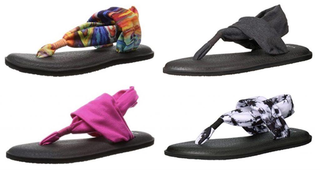 Sanuk Women's Yoga Shoes