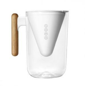 Soma Sustainable Pitcher and Water Filter
