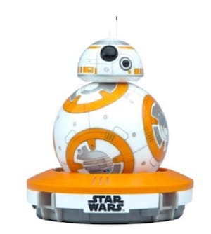Sphero Star Wars BB 8 App Controlled Robot