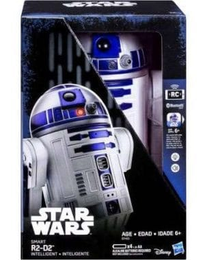 Star Wars Smart App Enabled R2 D2 Remote Control Robot