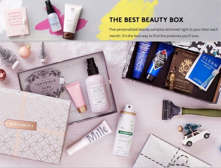 The Best Beauty Box Birchbox