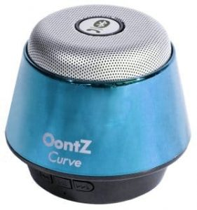 The OontZ Curve Portable Wireless Bluetooth Speaker