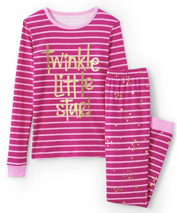 Twinkle Little Star Pajamas