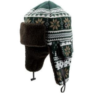 Ugly Sweater Brawl Trapper Knit Hat