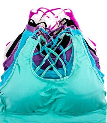 Wirefree Seamless Yoga Sports Bras