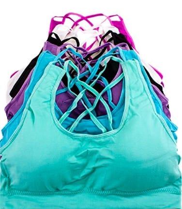 Wirefree Seamless Yoga Sports Bras