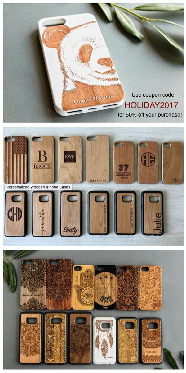 Wooden Phone Cases Qualtry