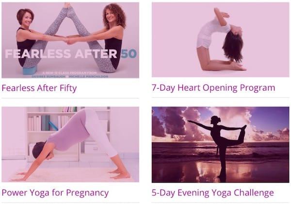 Yoga Download Specialty Program