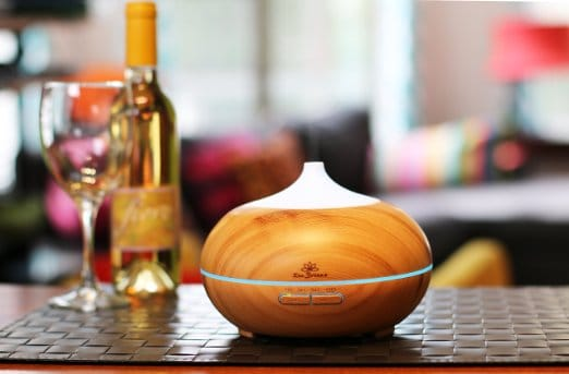 Zen Breeze Diffuser For Essential Oils