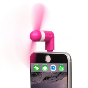 iPhone Fan Plug In Gadget Toy