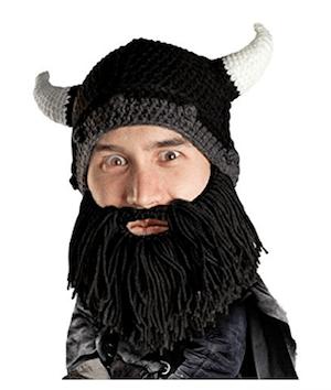 Beard Head Knit Bear Hat