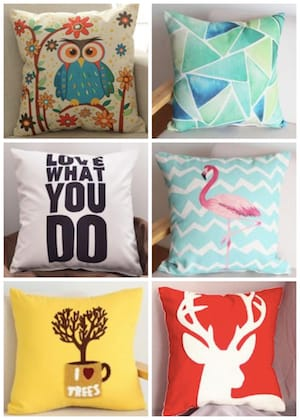 Best Cutest Pillows for Holiday Gifts