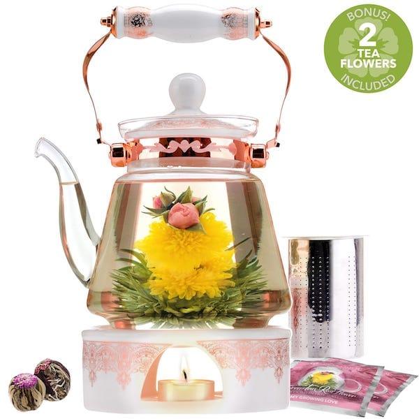 Buckingham palace teapot set royal wedding tea
