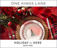 One Kings Lane Holiday Gifts