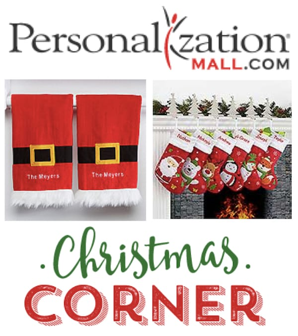 Personalization Mall Christmas Corner