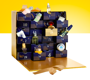 Luxury Advent Calendar Filled with Skincare, Body & Bath, and Hand Care Essentials