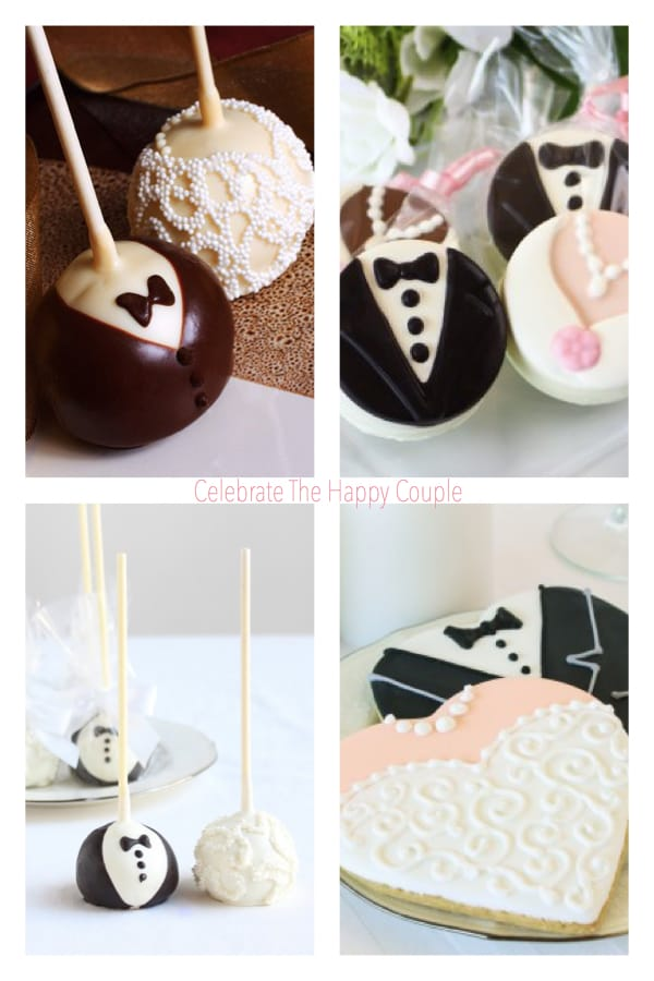 Celebrate the Happy Couple Party Favors