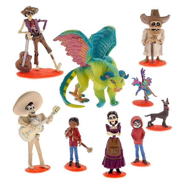 Coco figurine set