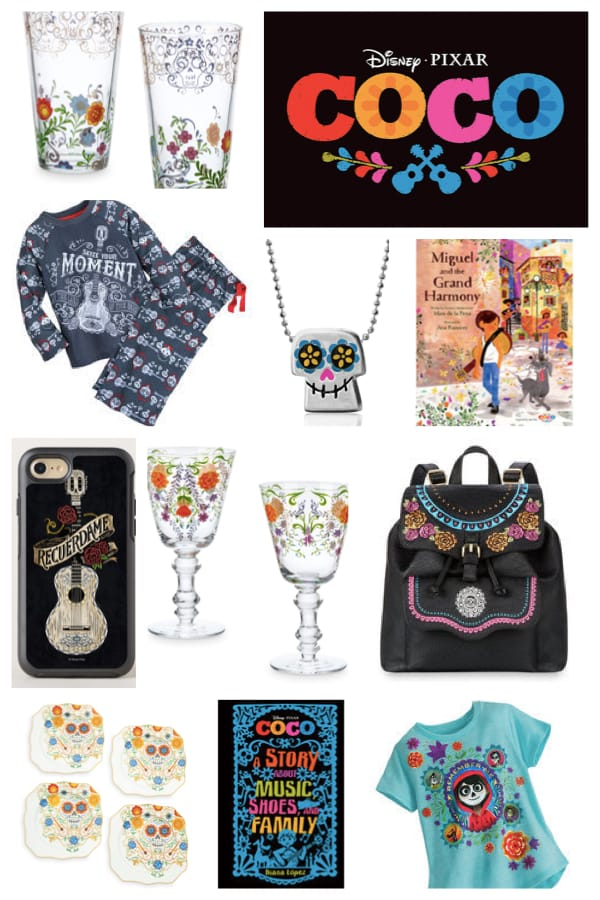 Disneys Dare to Dream Coco Collection