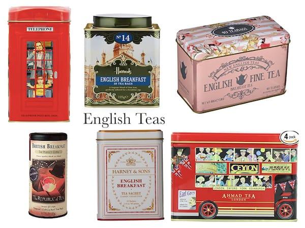 English Teas