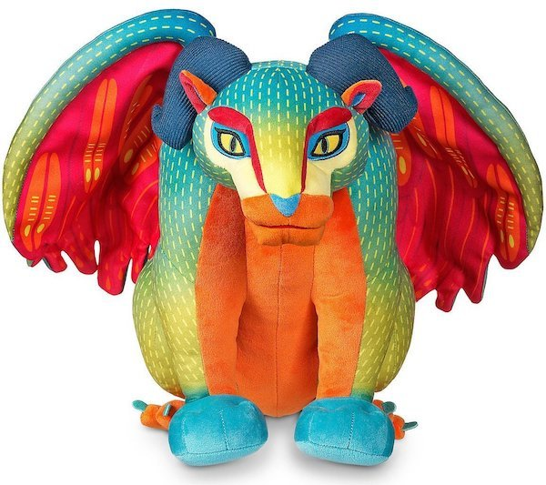 Pepita alebrije coco spirit animal