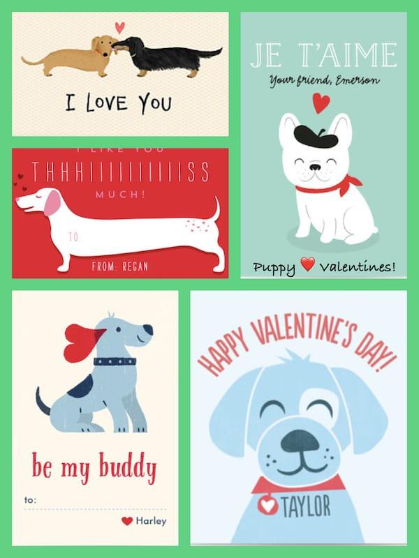 Puppy Love Valentines
