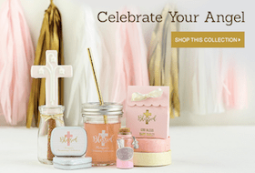 Religious Celebration Decor Supplies Favors