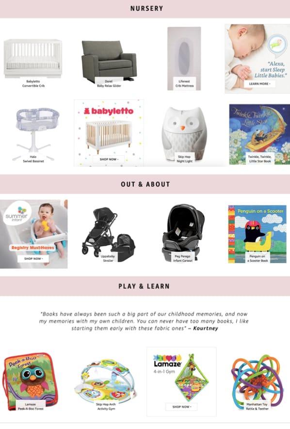 Baby Registry, Throw a Kardashian Inspired Baby Shower