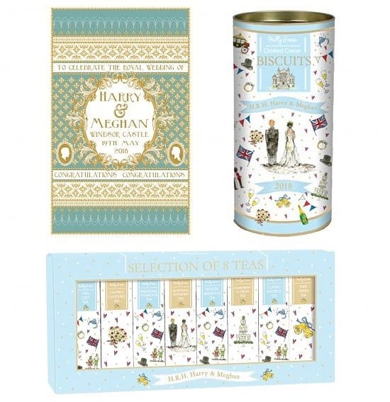 Royal Wedding Tea Gift